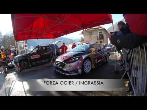 2017 Rallye Monte Carlo