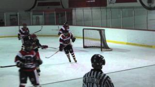 A FANTASTIC GOALIE - JUNIOR HOCKEY - #30 J JOHNSON