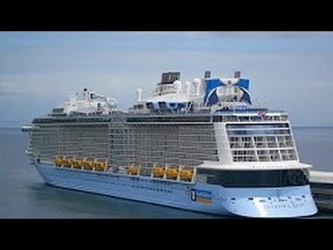 Megastructures national geographic The largest passenger ship in the world Full Documentary
