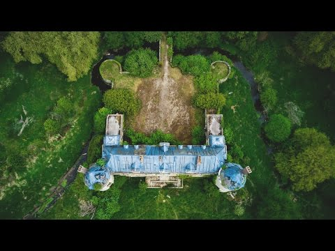 Who will Rescue the Ruins of this French Fairytale Chateau?