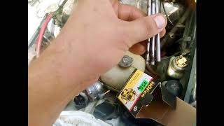Ремонт штока бензонасоса ВАЗ 2107