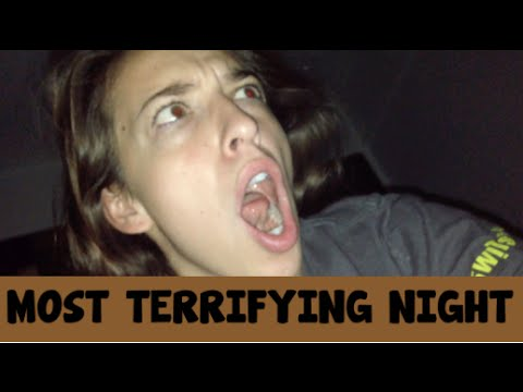 Most Terrifying Night Of My Life!
