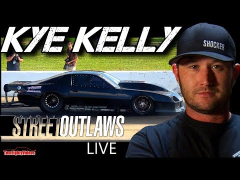 Street Outlaws Kye Kelly wins the Street Outlaws Live Tucson Event and $40,000