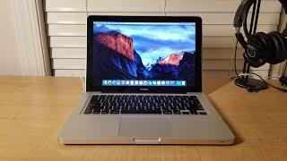 Late 2008 Aluminum MacBook: Is It Still Any Good?