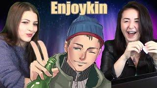 Реакция на Enjoykin