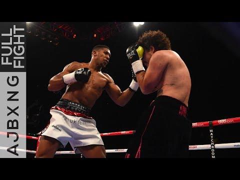 Full Fight | AJ Vs Raphael Zumbano Love TKO
