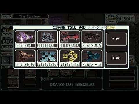 Gracklecast #3: FTL Advanced Edition, Type C Ships