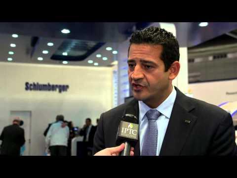 Karim Malash, SCHLUMBERGER spoke to Eithne Treanor at IPTC in Doha 2014