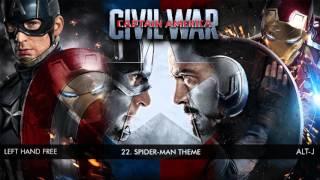 Spider-Man Theme [HQ] - Captain America: Civil War - By Alt-J