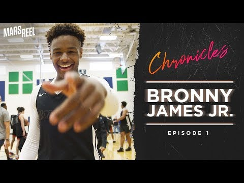 BRONNY JAMES JR. | EP.01 | Mars Reel Chronicles