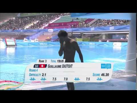 Diving -  Day 8 - Men's 3m springboard Preliminary | Full Replay | Nanjing 2014 Youth Olympic Games