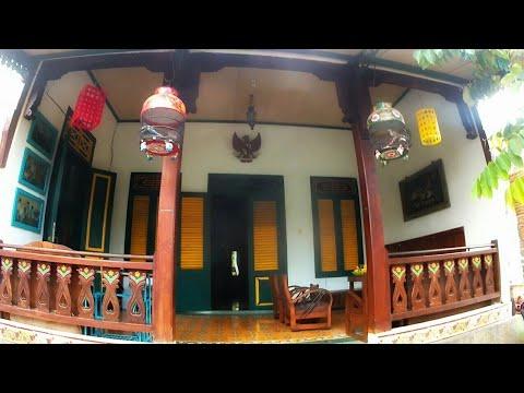 Model Teras Rumah Jawa Jadul Tempo Dulu Youtube