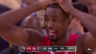 Last 5 Minutes of Game 6 of the 2019 NBA Finals