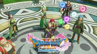 """DRAGON QUEST XI – """"The Loyal Companions"""" (Character Trailer)"""