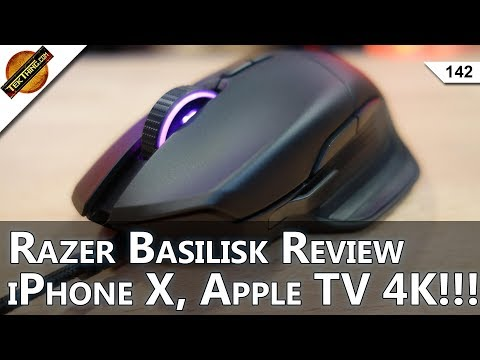 Razer Basilisk FPS Gaming Mouse Review, $999 iPhone X, Equifax Hack Help!