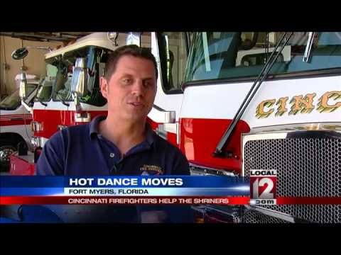 Cincinnati firefighters help Shriners with fundraiser Mp3