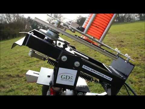 Automatisk Lerduekaster Teknikfags Projekt Skeet Thrower