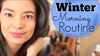 Wake Up With Me + My Winter Morning Routine!