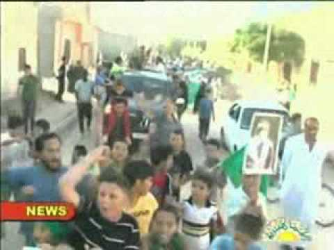 Libya State TV News, June 19, 2011