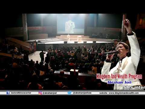 Bible Tv Jakarta: Abraham Joel - KINGDOM AND WEALTH - 12 05 2018
