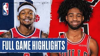 WIZARDS at BULLS | FULL GAME HIGHLIGHTS | February 23, 2020