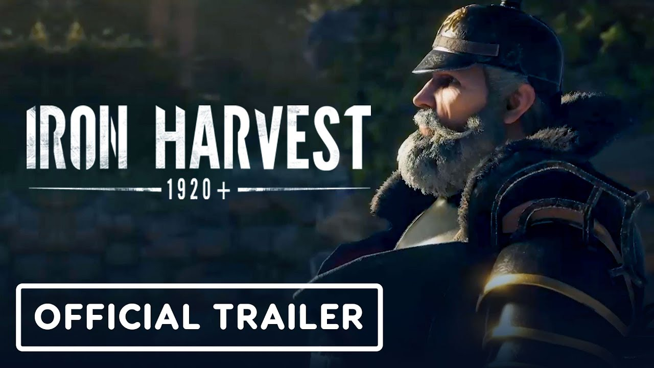Iron Harvest: Official Saxony Campaign Trailer - IGN