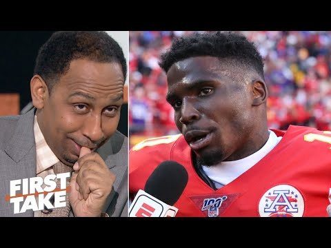 stephen-a.-responds-to-tyreek-hill's-trash-talk-|-first-take