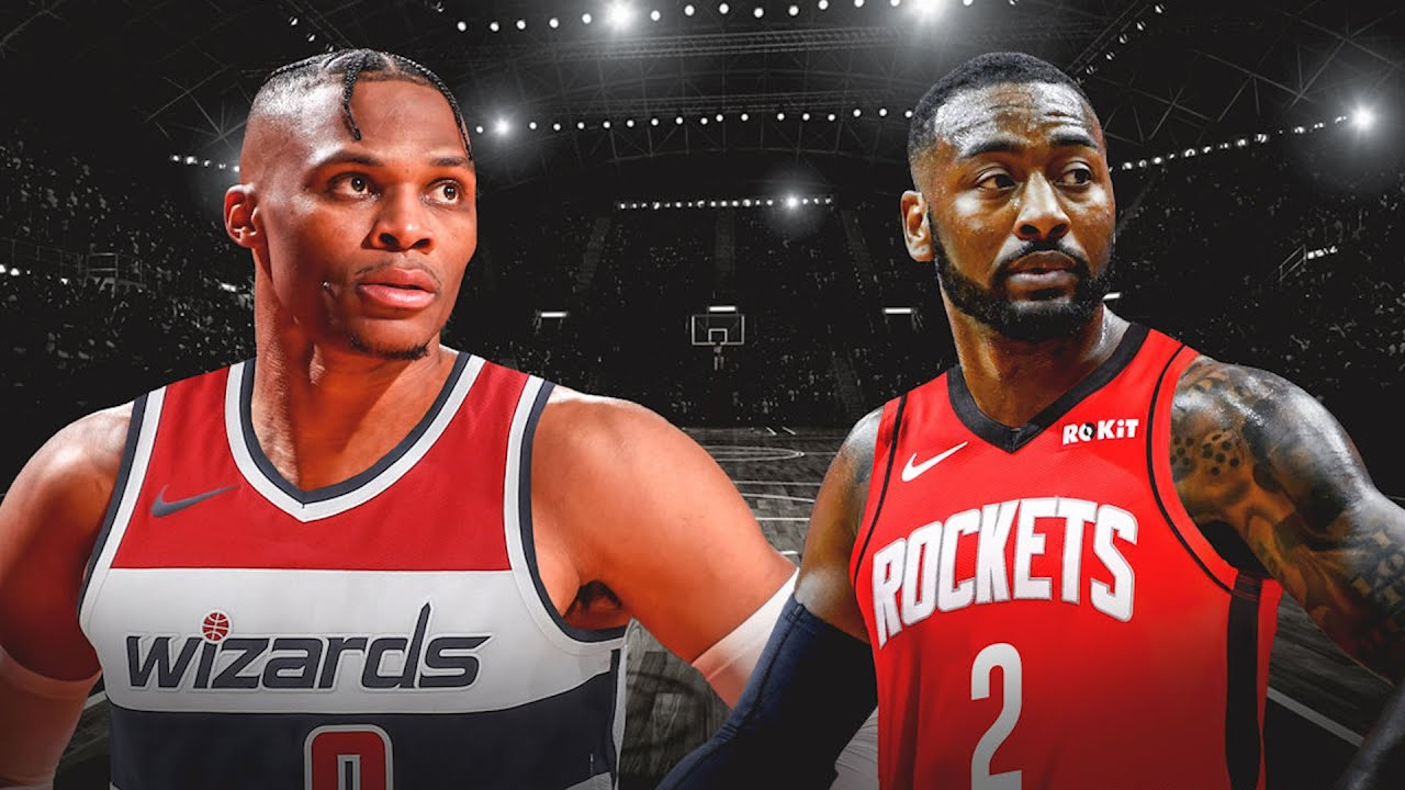 Sources -- Houston Rockets agree to trade Russell Westbrook to ...