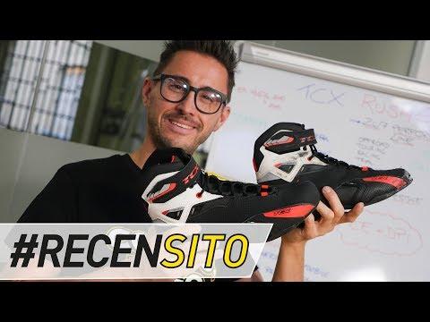 TCX RUSH. Recensione scarpa tecnica