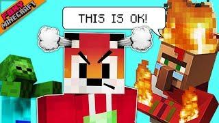 RAGING!!! | Truly Bedrock Season 1 [74] | Minecraft Bedrock Edition SMP