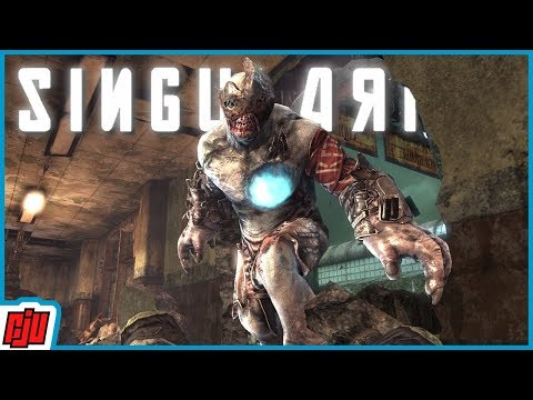 Singularity Part 4 | Sci-Fi Horror Game | PC Gameplay Walkthrough