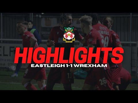 Eastleigh Wrexham Goals And Highlights