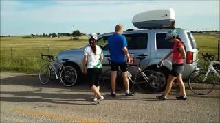 Video Movie BRAT4 - Mexico to Canada Bike Ride - HSU Leadership Studies Program