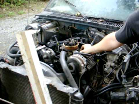 4 3 Tbi Motor From 94 S10 Youtube