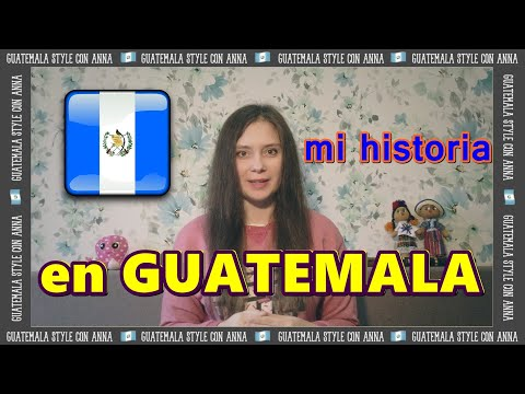 Mi HISTORIA en Guatemala | Chica ucraniana (Rusa) habla español