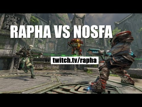 SA player nosfa almost defeat Rapha with 180 ping