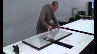 Оборудование для производства  стеклопакетов (2 камеры)(, 2015-03-06T14:24:33.000Z)