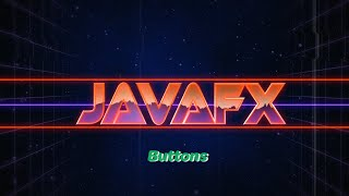 JavaFX 12 Tutorial - 8 - Buttons and Mnemonics
