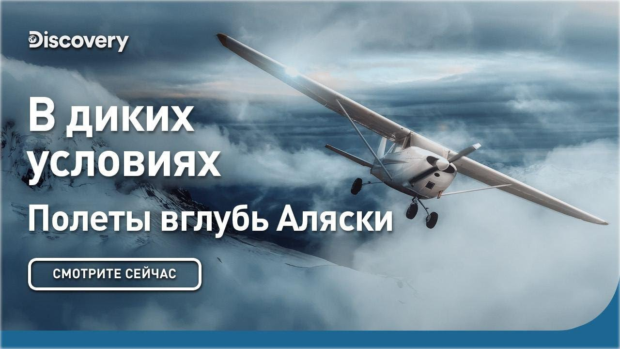 Download В диких условиях   Полеты вглубь Аляски   Discovery