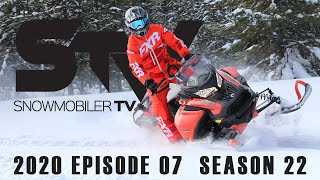 Snowmobiler TV 2020 - Episode 7 - New Brunswick/Cochrane