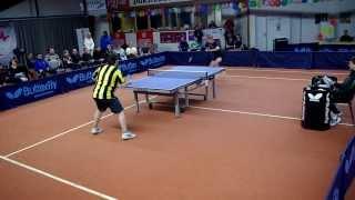 1. Deutscher Clickball Cup Robert Roß vs. Enrico Fussy (Spiel um Platz 3)