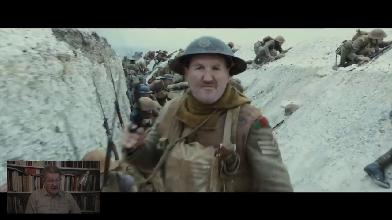 Download Military advisor from 1917 watches trailer REACTION!