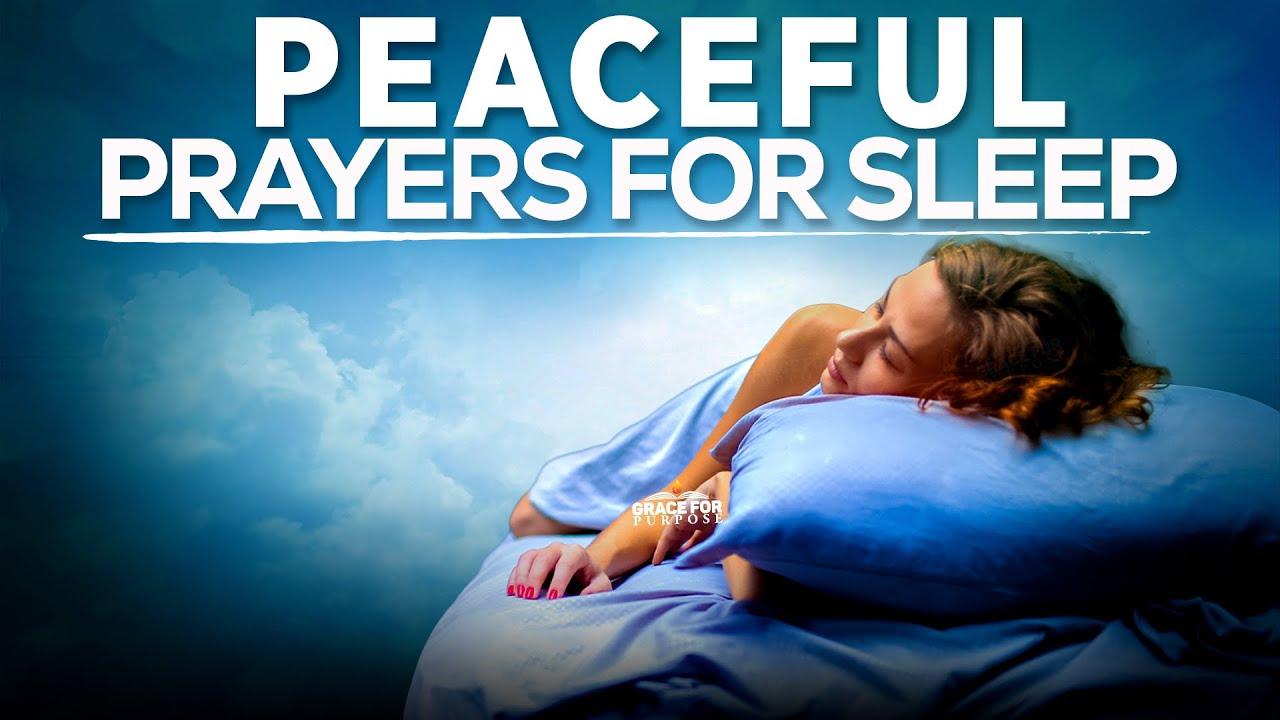 Fall Asleep With This Heartfelt Prayer | Invite God's Presence Into Your Room | Prayer For Slee