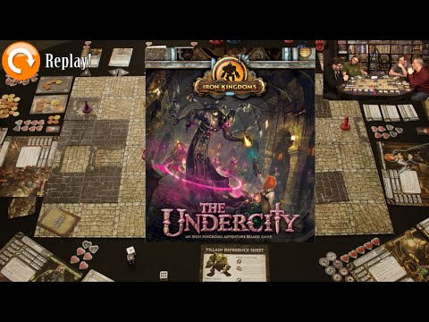 The Undercity - Gameplay & Discussion