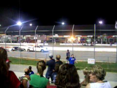 7/25/09 #84 Clay Alexander at Motgomery Motor Spee...