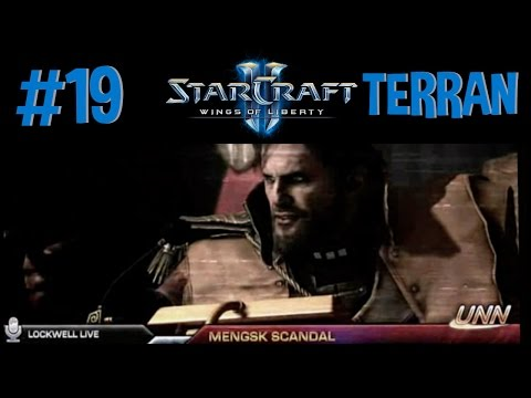 StarCraft 2: Wings of Liberty - Bad Publicity for Mengsk - Ep.19