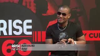 Arise Interview with Alex Ekubo