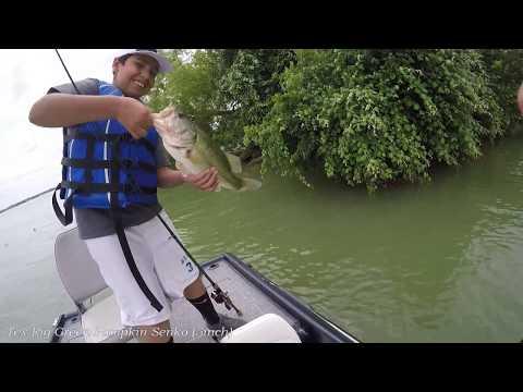 Texas Fishing (lake Ray Hubbard)