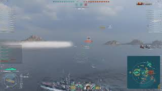 Khabarovsk  vs Neptune World of Warships