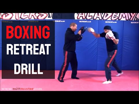 Mittmaster Boxing Retreat Drill